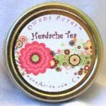 Owens Acres Headache Travel Tea Tin